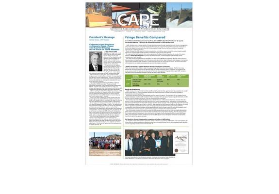 CAPE Union Newsletter