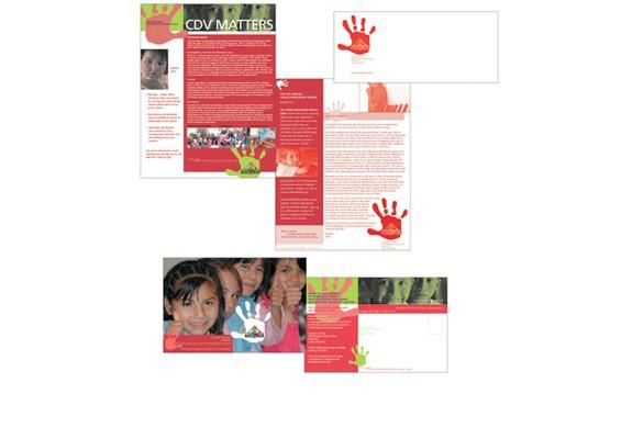 Corazon de Vida Direct Mail Campaign