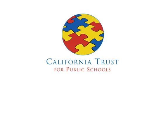 California Trust for Public Schools logo