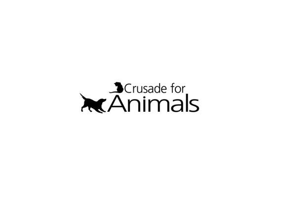Crusade for Animals logo