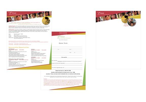 Friends of El Faro sponsorship & One Sheet