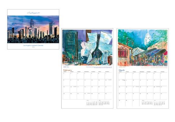 Jennifer Cunningham Art Calendar