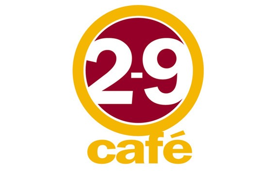 The 29 Cafe logo