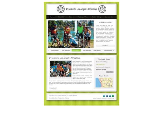 Los Angeles Wheelmen Website