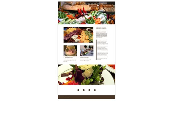 cornucopia-caterers-website