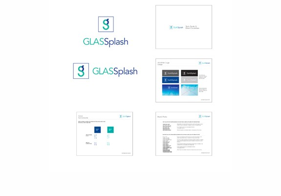 GLASSplash-Logo and-ID-system_