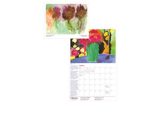 Alzheimer's Assoc. calendar