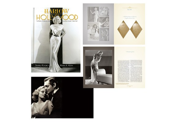 Harlow In Hollywood [Coffee Table Book]