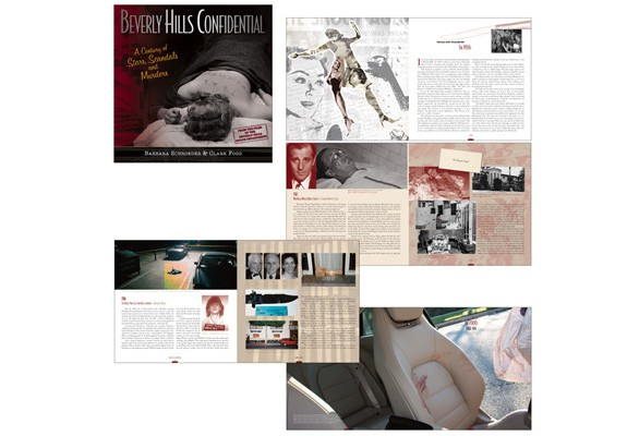 Beverly Hills Confidential [Coffee Table Book]