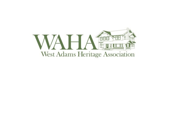 West Adams Heritage Association logo