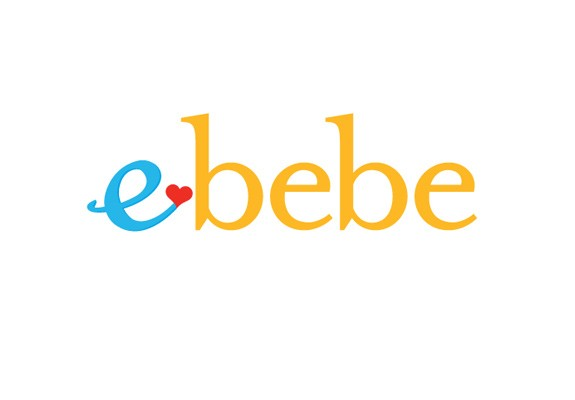 ebebe – jewelry for children – Logo Design