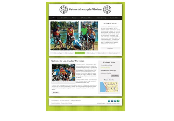 Los Angeles Wheelmen Website