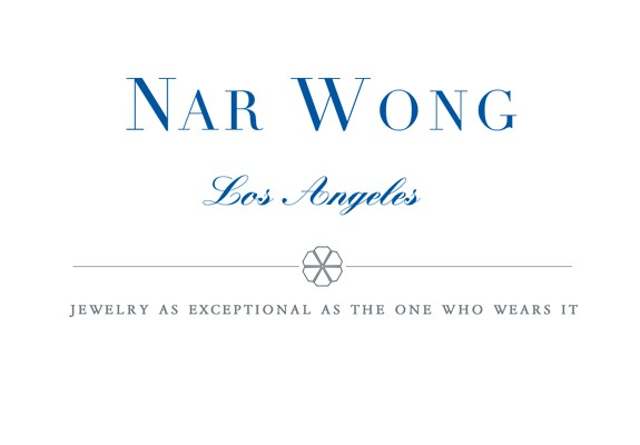 Nar Wong Los Angeles Jewelry Logo Design