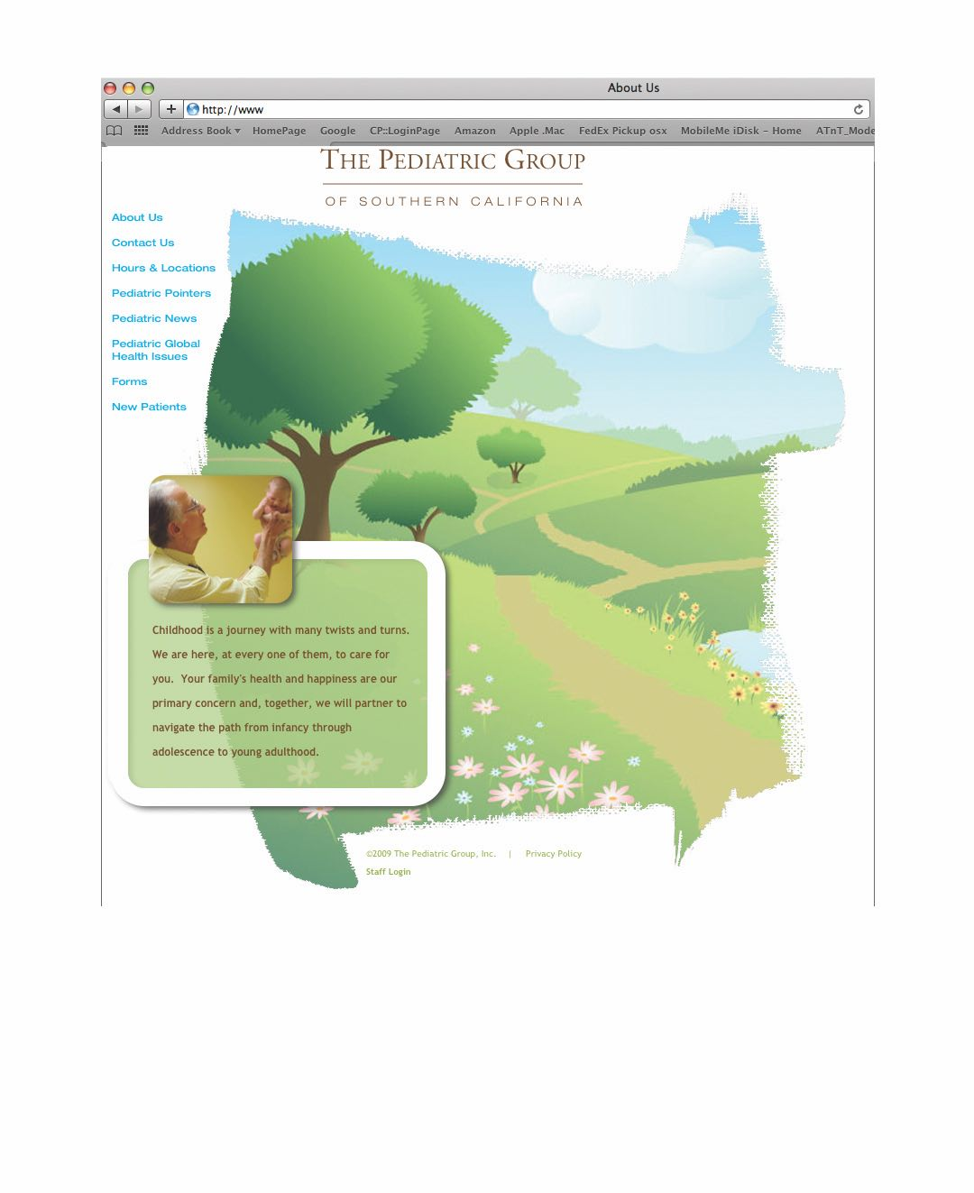 PediatricGroupSoCal_Website